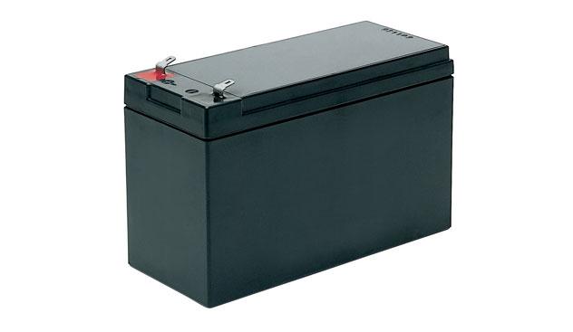 Batterie zur Notstromversorgung