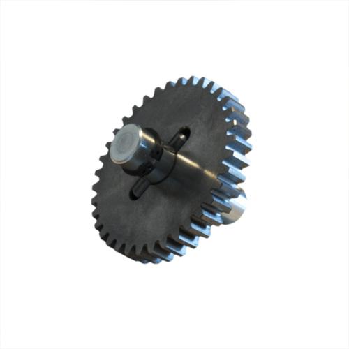 Schneckenrad aus Stahl