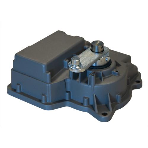 Antriebsaggregat, Motor doppelt gekapselt IP 67 wasserdiicht