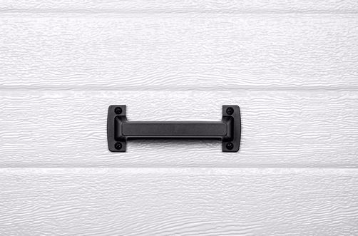 Griff PVC schwarz - normal