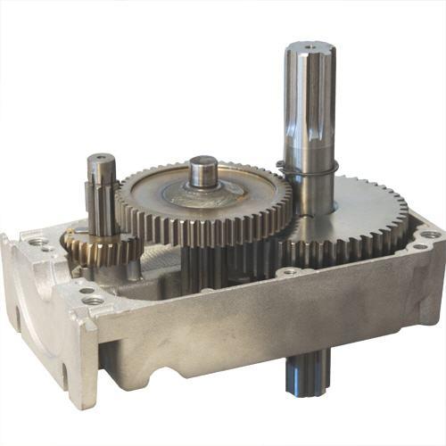 robustes Stahlgetriebe