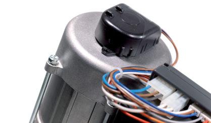 Sicherheit: Serienmäßige Encoder-Technologie, um eine ständige und zuverlässige Überwachung der Hindernisse zu erkennen.